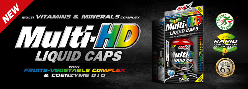Amix™ Multi-HD Liquid Caps