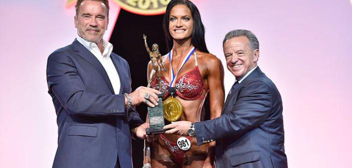 Rozhovor s Olivií Pohankovou po Arnold Classic Europe 2016