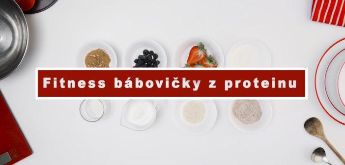 Fitness bábovičky z proteinu