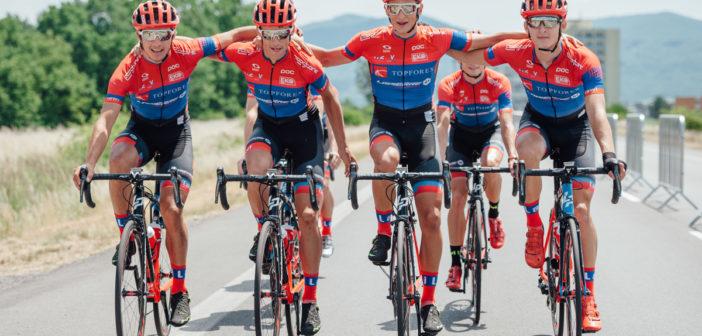 Topforex Lapierre: nový partner sportovní výživy Amix Nutrition
