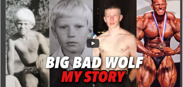 THE BIG BAD WOLF STORY 2018