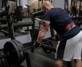Milan Šádek a Barbora Mlejnecká: trénink zad a bicepsu v Empire Fitness