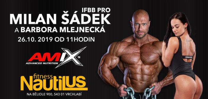 Amix Team ve Fitness Nautilus (Vrchlabí)