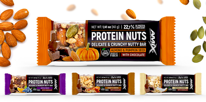 PROTEIN NUTS BAR