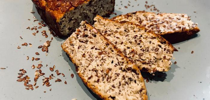 Recept na LowCarb chlebík