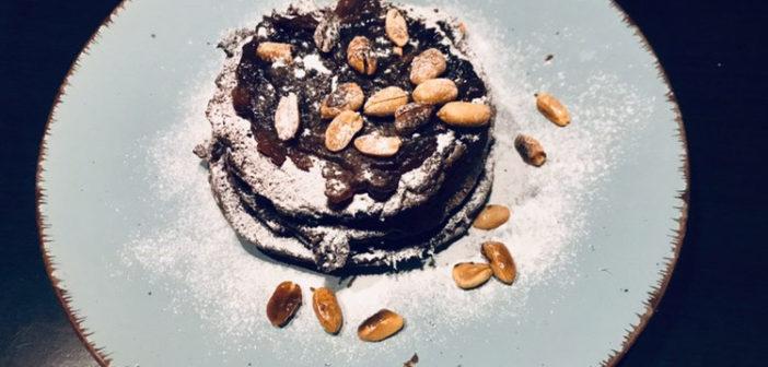 Recept na proteinové čokoládové lívance