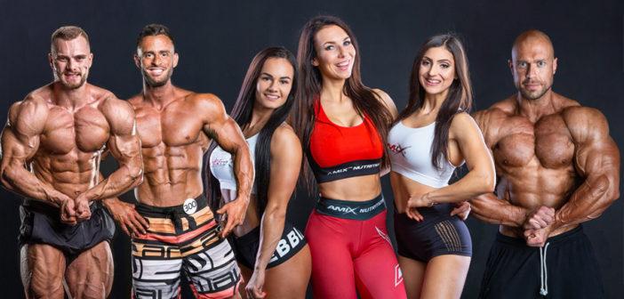 Amix Team v Dream Gym Mladá Boleslav